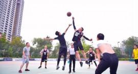 篮球社 | 以篮球的名义,赴一场热血的约
