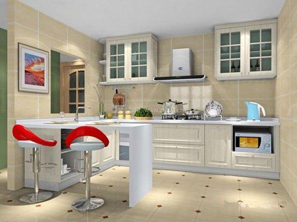 【开放式厨房吧台】开放式厨房吧台设计要点_开放式厨房吧台尺寸标准