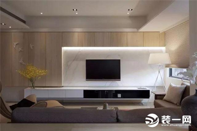 电视背景墙装修设计