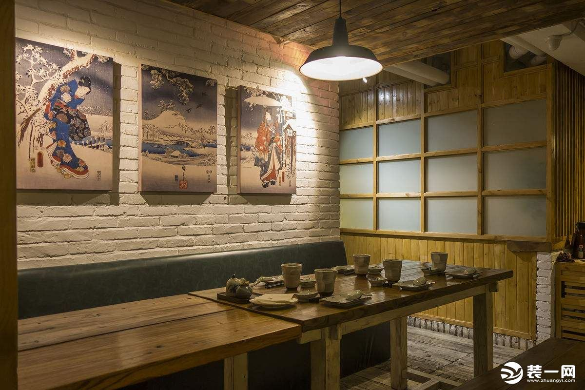 网红餐饮店装修图片餐饮店面装修设计要点