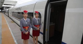 """""""试跑""""!鲁南高铁开始运行试验,预计11月下旬开通"""