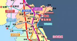临沂又来一条高铁!设沂水西站!还有京沪二通道、滨临高铁...