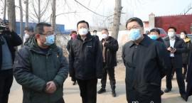 王玉君到莒南县和沂南县检查指导疫情防控工作